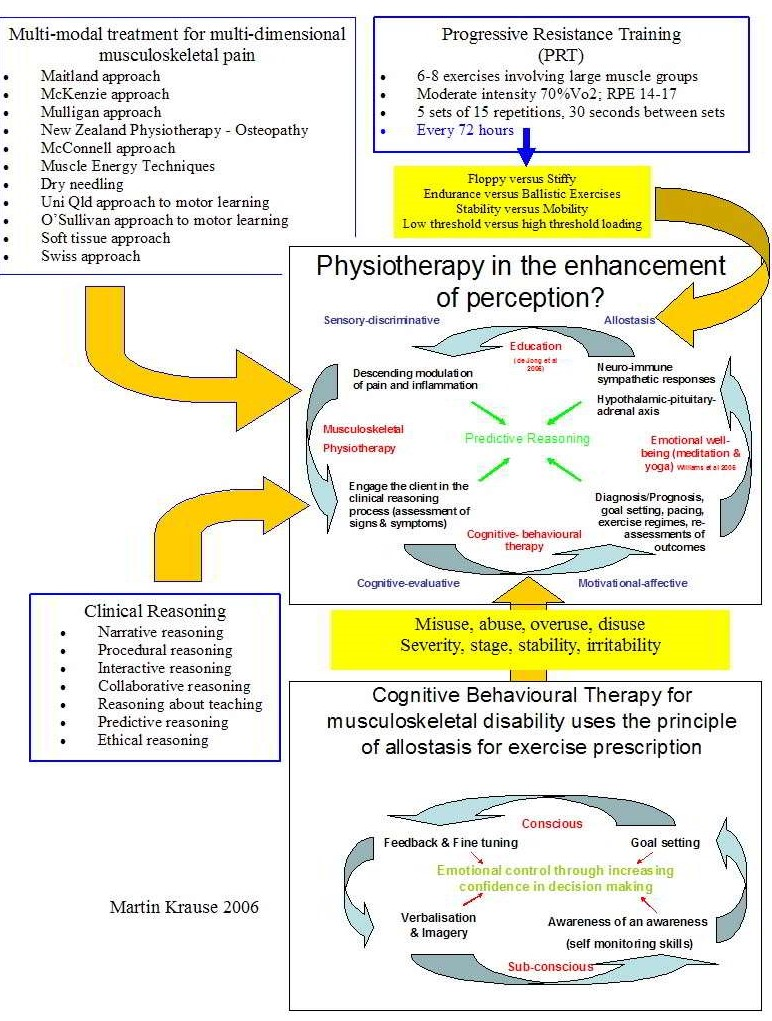 MSK physiotherapy multimodal treatment 2